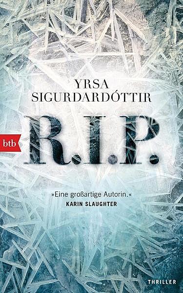 Cover für R.I.P.