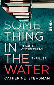 Cover für Something in the Water - Im Sog des Verbrechens
