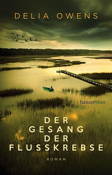 Cover für Der Gesang der Flusskrebse
