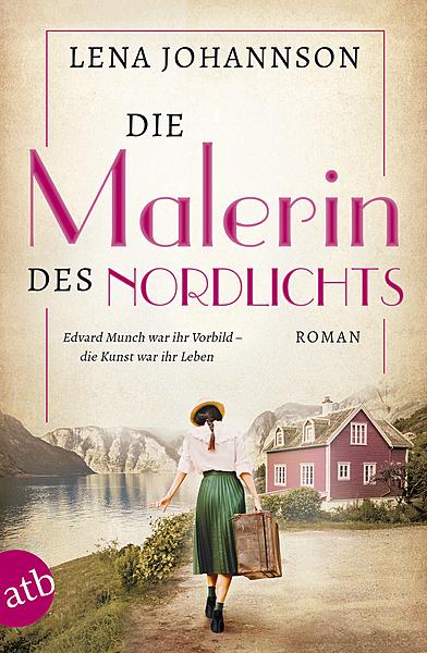 Cover für Die Malerin des Nordlichts