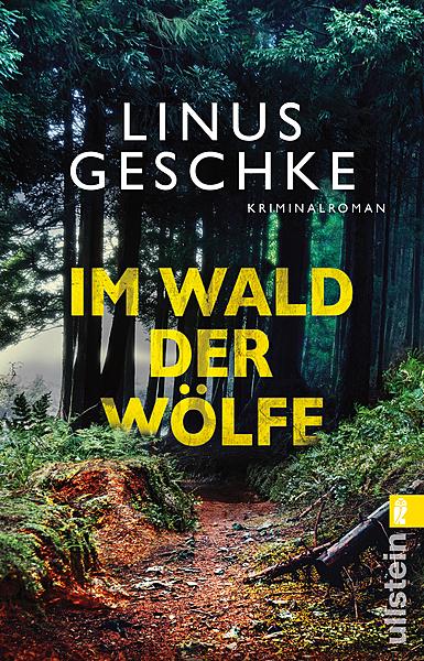 Cover für Im Wald der Wölfe