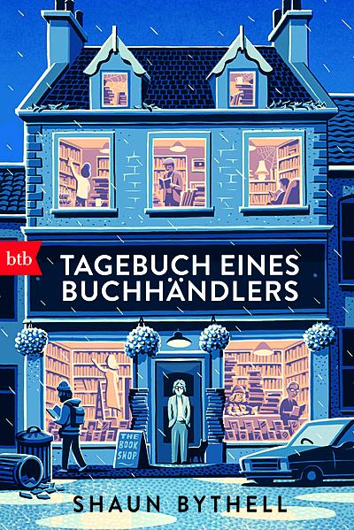Cover für Tagebuch eines Buchhändlers