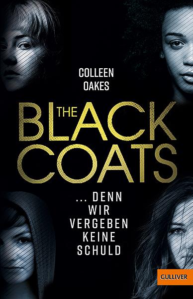 Cover für The Black Coats - ... denn wir vergeben keine Schuld