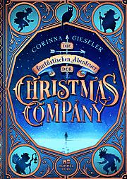 Cover für Die fantastischen Abenteuer der Christmas Company