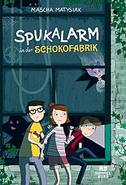Cover für Spukalarm in der Schokofabrik