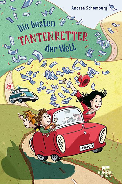 Cover für Die besten Tantenretter der Welt