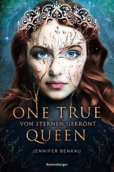 Cover für One True Queen 1: Von Sternen gekrönt