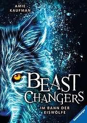 Cover für Beast Changers: Im Bann der Eiswölfe