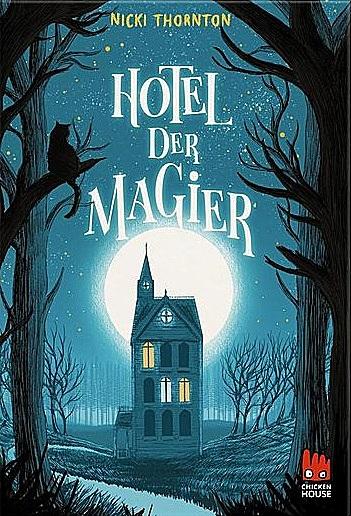 Cover für Hotel der Magier