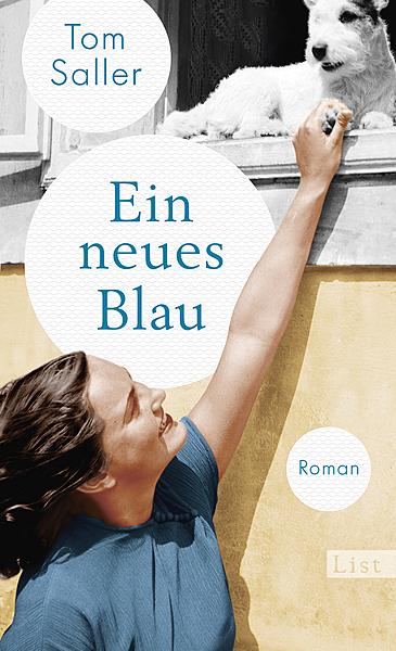 Cover für Ein neues Blau