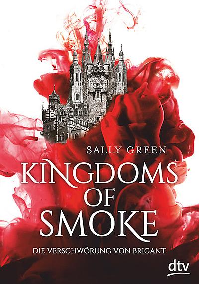 Cover für Kingdoms of Smoke - Die Verschwörung von Brigant