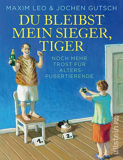 Cover für Du bleibst mein Sieger, Tiger