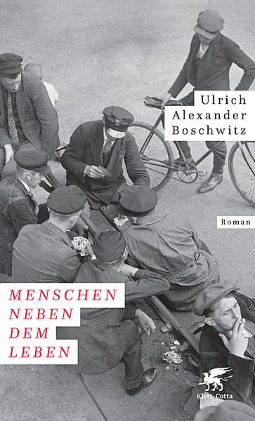 Cover für Menschen neben dem Leben