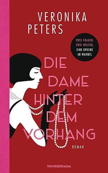 Cover für Die Dame hinter dem Vorhang