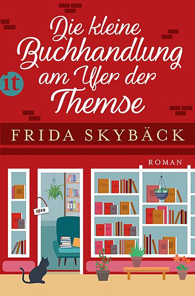Cover für Die kleine Buchhandlung am Ufer der Themse