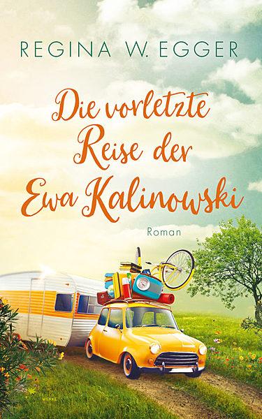 Cover für Die vorletzte Reise der Ewa Kalinowski