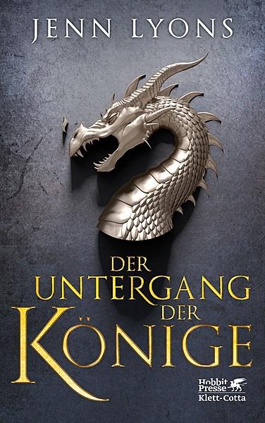 Cover für Der Untergang der Könige