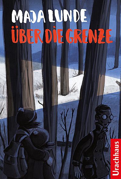 Cover für Über die Grenze