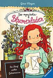 Cover für Der magische Blumenladen: Ein Brief voller Geheimnisse