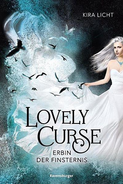 Cover für Lovely Curse: Erbin der Finsternis