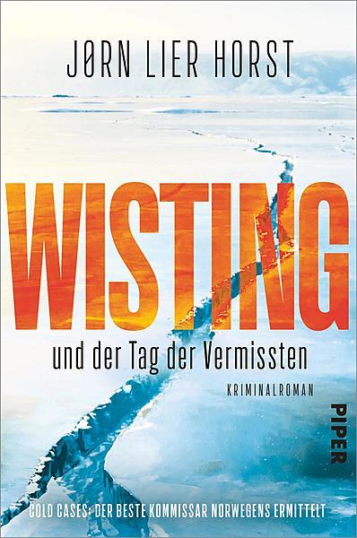 Cover für Wisting und der Tag der Vermissten