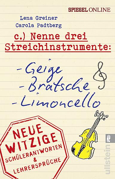 Cover für Nenne drei Streichinstrumente
