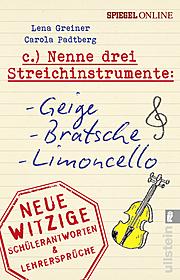 Nenne drei Streichinstrumente