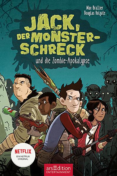 Cover für Jack, der Monsterschreck, und die Zombie-Apokalypse