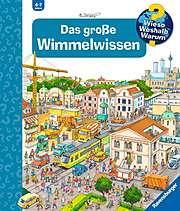 Cover für Das große Wimmelwissen (Riesenbuch)