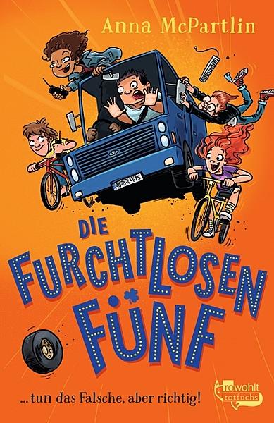 Cover für Die Furchtlosen Fünf