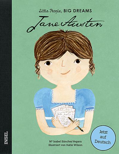 Cover für Jane Austen. Little People, Big Dreams