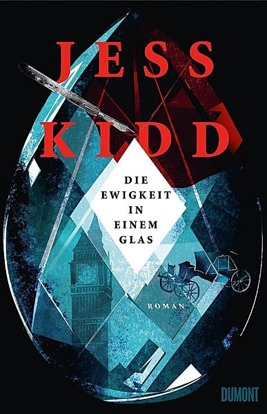 Cover für Die Ewigkeit in einem Glas