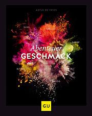 Cover für ABENTEUER GESCHMACK!