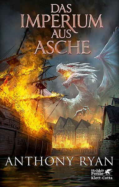 Cover für Das Imperium aus Asche
