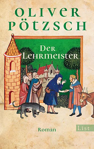 Cover für Der Lehrmeister