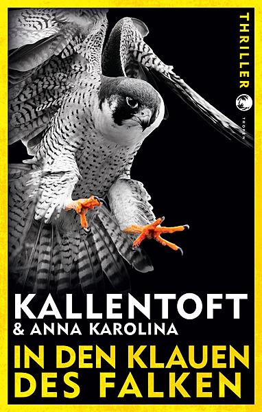 Cover für In den Klauen des Falken