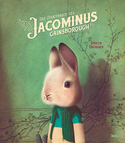 Cover für Das Stundenbuch des Jacominus Gainsborough