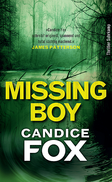 Cover für Missing Boy