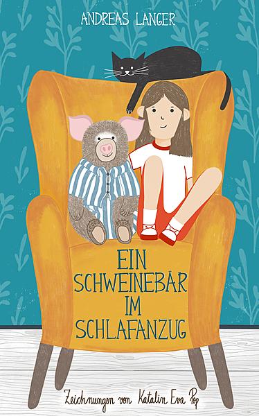 Cover für Ein Schweinebär im Schlafanzug