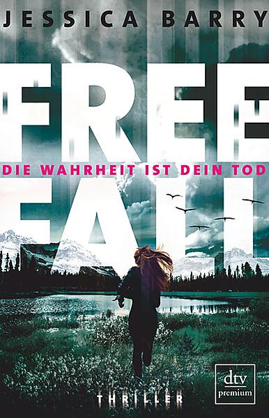 Cover für Freefall – Die Wahrheit ist dein Tod