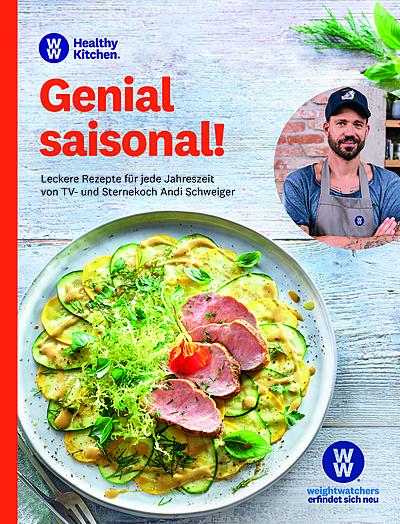 Cover für Genial saisonal!