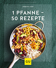 Cover für 1 Pfanne - 50 Rezepte
