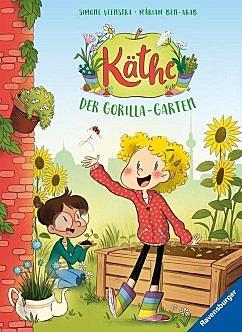 Cover für Käthe: Der Gorilla-Garten