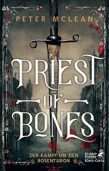 Cover für Priest of Bones