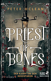 Cover für Priest of Bones