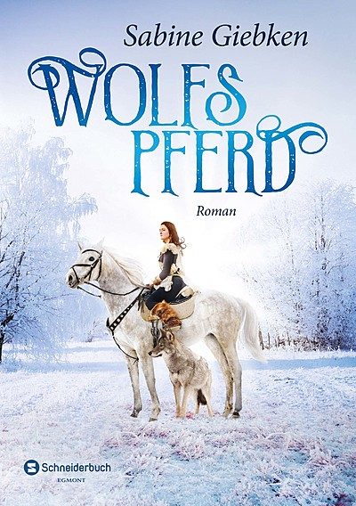 Cover für Wolfspferd