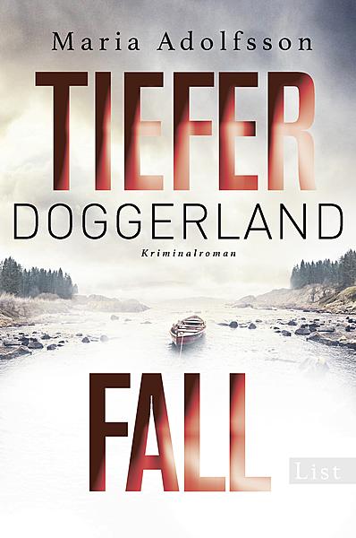 Cover für Doggerland. Tiefer Fall (Ein Doggerland-Krimi 2)