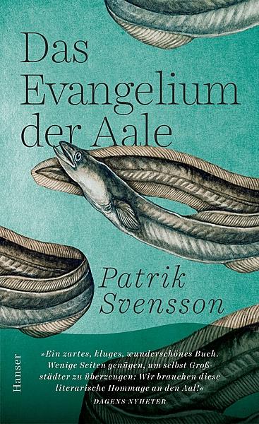 Cover für Das Evangelium der Aale