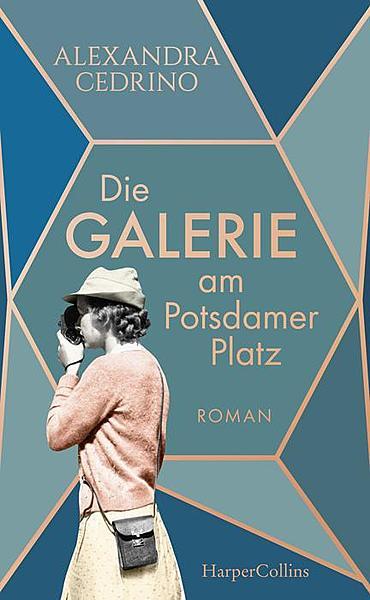 Cover für Die Galerie am Potsdamer Platz