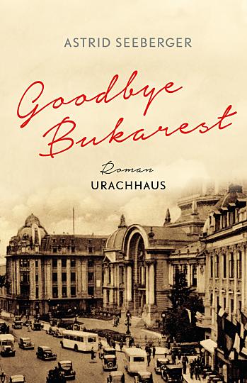 Cover für Goodbye, Bukarest